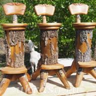 Барные стулья (эксклюзивные)