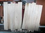 Сплачивание деревянного щита для резьбы по дереву