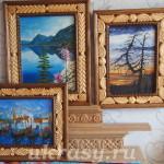 Деревянные рамы для картин (зеркал)