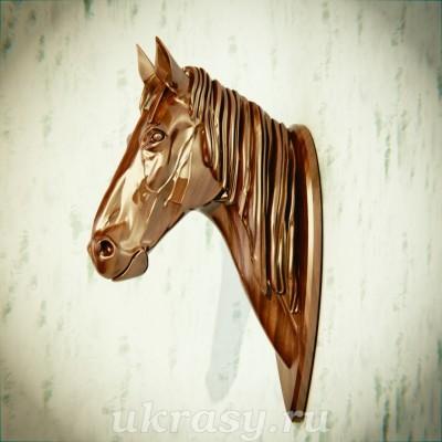 Голова лошади из дерева(проект)
